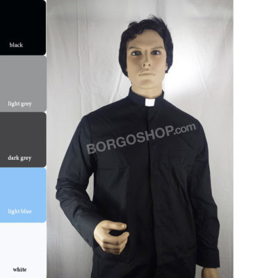 CAMISAS CLERICAL